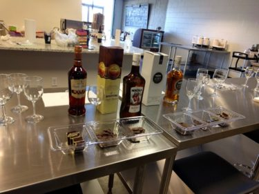 Rum and Chocolate Tasting Event at CocoaTown
