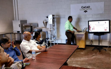 Rum and Chocolate Tasting Event with CocoaTown's Guest Expert, Darin Sukha, PhD