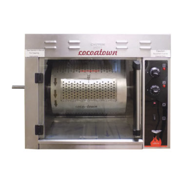 Bean to Bar chocolate making - CocoaT Commercial Roaster