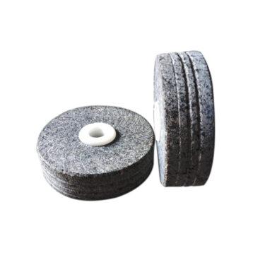Roller stones for mini drum